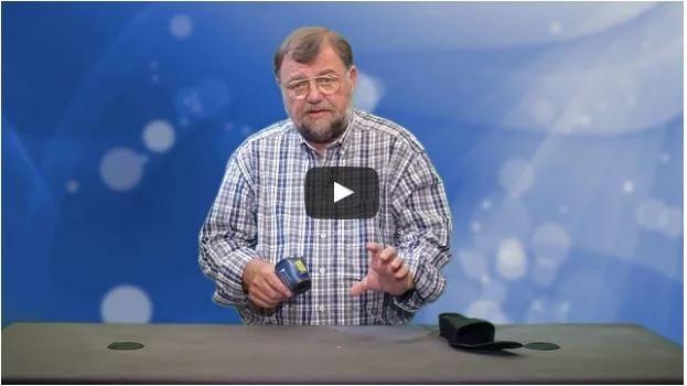 Video pirometro