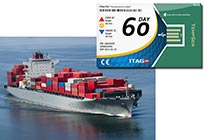 Aplicación: Registrador de datos para transporte durante el control de temperatura durante el transporte