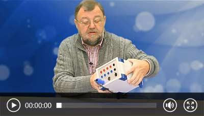Vídeo sobre sistemas de regulação e controle