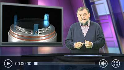 Vídeo sobre a tecnologia de laboratório