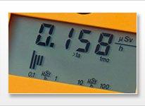 Le compteur de radiation UVA - UVB est un compteur pour mesurer la radiation ultraviolette
