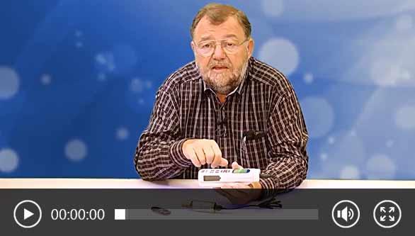 Vidéo sur le manomètre
