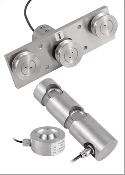 Appareils de mesure de force avec cellule de charge et capteurs de force