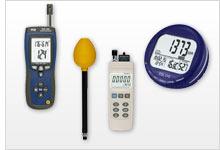 Aperçu général du mesureur d'environnement