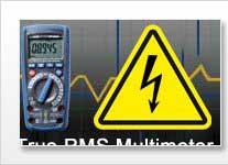 Multimètre TRMS