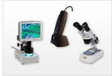 Übersicht zum Auflichtmikroskop