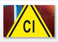 Chlormessgerät