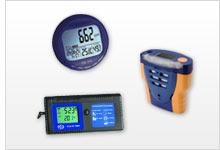 Übersicht zum CO2-Messgerät / CO-Messgerät