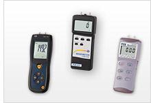 Übersicht zum Differenzdruckmanometer / Differenzdruck-Manometer