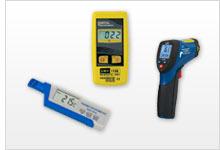 Übersicht zum Digitalthermometer