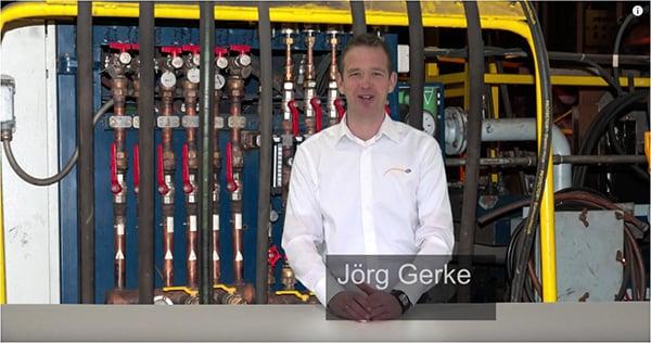 Video Durchflussmessgerät / Durchflussmesser