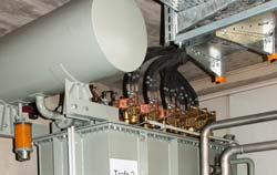 Erdungsystem wird mittels Erdungsmesser kontrolliert.