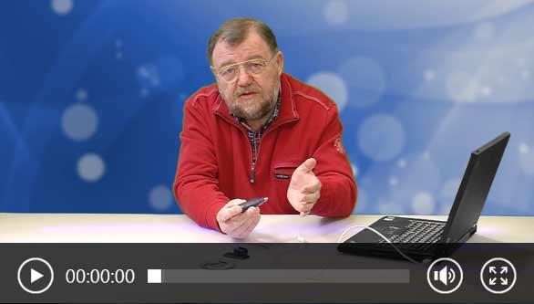Video Feuchtigkeitsmesser