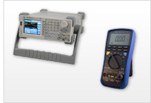 Übersicht zum Frequenzmessgerät