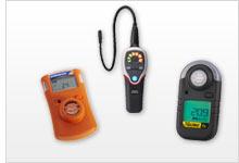Übersicht zum Gaswarngerät / Gaswarner