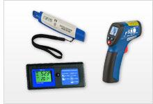 Übersicht zum HVAC Messgerät