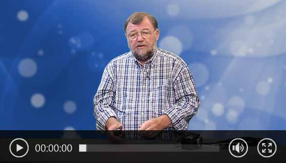 Infrarotthermometer Video mit Wolfgang Rudolph.