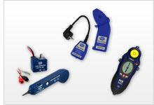 Übersicht zum Kabelsuchgerät / Kabelsucher