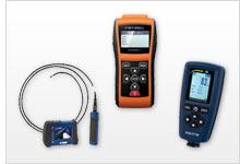 Übersicht zum KFZ-Messgerät / Inspektionswerkzeug