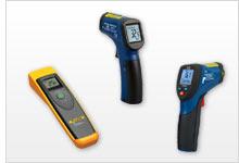 übersicht zum Laser Thermometer
