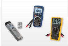 Übersicht zum LCR-Messgerät