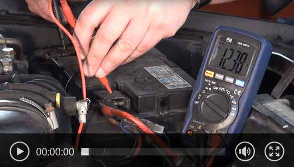 Video über Multimeter