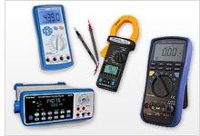 Übersicht zum Multimeter / TRMS Multimeter