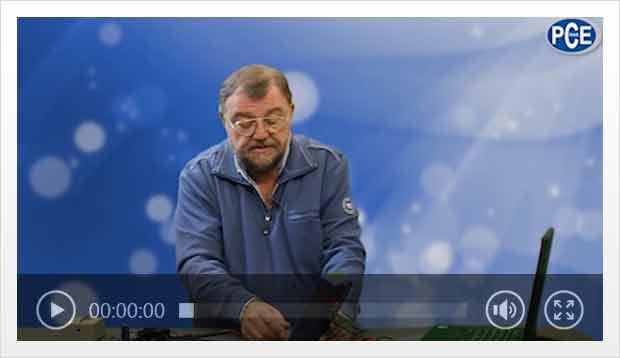 Video Oszilloskop