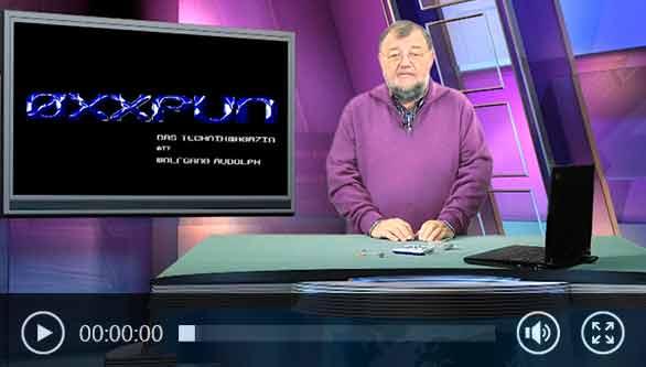 Paketwaage Video mit Wolfgang Rudolph