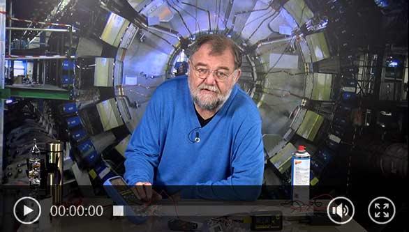 Wissensvideo zum Thema Kalibriergerät.