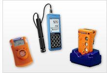 Übersicht zum Sauerstoff-Messgerät