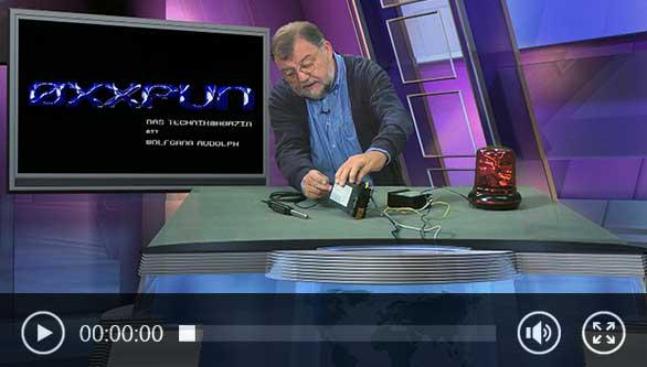 Video über unser Schallpegelmessgerät