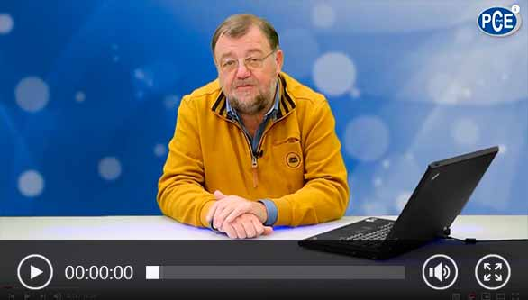 Wie wird Schwingung gemessen mit Wolfgang Rudolph