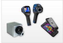 Übersicht zur Thermografiekamera