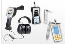 Übersicht zum Ultraschallprüfgerät / Ultraschallmessgerät