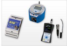 Übersicht zum Vibrationsmessgerät / Vibrationsmesser