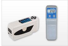 Übersicht zum Weißgrad-Messgerät