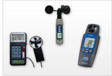 Übersicht zur Windmesser / Windmessgerät