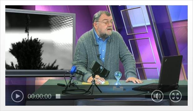 Was sind Hochgeschwindigkeitsaufnahmen? - Video mit Wolfgang Rudolph