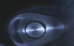 Aufnahme vom Videoendoskop PCE-VE 800