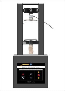 Kraftmesstechnik mit Teststand