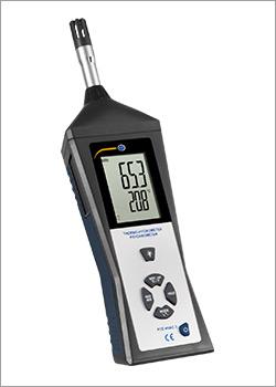 Luft-Messtechnik / Luftfeuchtigkeitsmesser