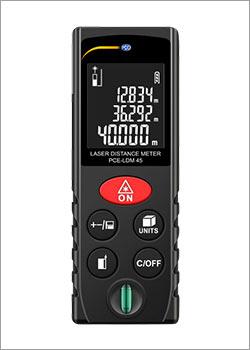 Optische Messtechnik zur Entfernungsmessung