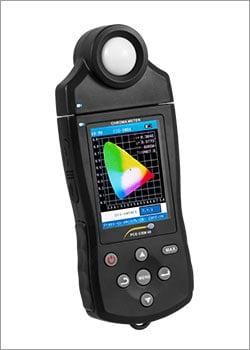Optische Messtechnik in der Farbmessung