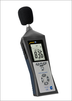 Schallmesstechnik / Schallpegelmessgerät