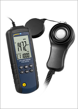 Umwelt Messtechnik / Lichtmessgerät