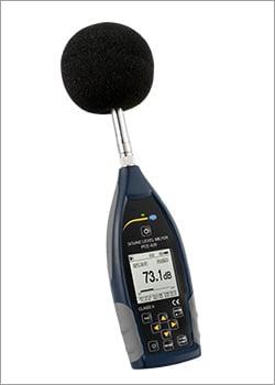 Umwelt Messtechnik / Schallmessgerät