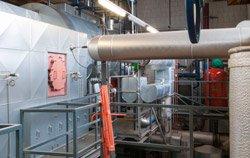 Enerji santralı kontrolü için Data Logger