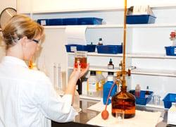 Instrumentos de medição de laboratório