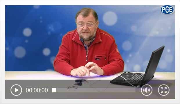 Informação do medidor de humidade relativa por Wolfgang Rudolph